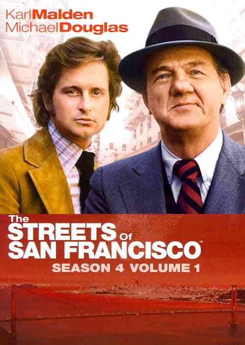 STREETS OF SAN FRANCISCO:SEASON 4 V 1 BY STREETS OF SAN FRANC (DVD)