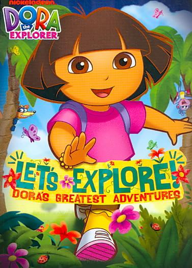 DORA THE EXPLORER:LET'S EXPLORE DORA' BY DORA THE EXPLORER (DVD)